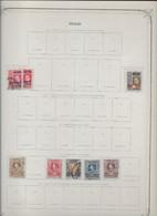Siam - Collection Vendue Page Par Page - Timbres Neufs */oblitérés - B/TB - Siam