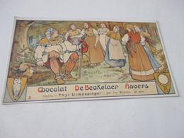 Chromo ,Chocolat De Beukelaer Anvers, Thijl Uilenspiegel - Other