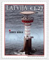 Latvia Lettland Lettonie 2021 (16) Lighthouses Of Latvia - Irbe - Baltic Sea - Lettonie