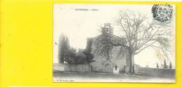 COURPIGNAC L'Eglise (Bergeon) Charente Maritime(17) - Other Municipalities