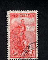 1347820796  1937 SCOTT B12 USED -  BOY HIKER - Used Stamps