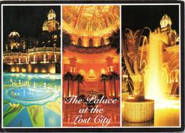 AFRIQUE DU SUD. Carte Postale écrite En 2001. The Palace Hotel - Sun City. - Hotels & Restaurants