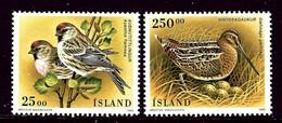 Iceland  808-09 MNH 1995 Birds    (ap4032) - Ohne Zuordnung