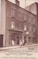 CLERMONT FERRAND HOTEL RESTAURANT DU MARCHE - Clermont Ferrand
