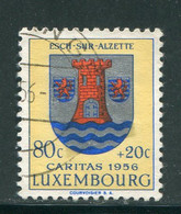 LUXEMBOURG- Y&T N°521- Oblitéré (armoirie) - Usados