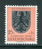 LUXEMBOURG- Y&T N°520- Neuf Sans Charnière ** (armoirie) - Nuevos