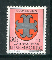 LUXEMBOURG- Y&T N°553- Neuf Avec Charnière * (armoirie) - Nuevos