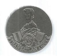 Médaille,  Cie Gle Transatlantique, Imperatrice Eugenie 1865 , C. Gondard, Frais Fr 3.35 E - Other
