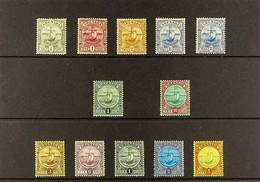 """1906-11 """"Badge Of The Colony"""" Complete Set Of All Three Issues, SG 77/88, With 1906 Wmk Multi Crown CA 1d To 2½d (both S - Grenade (...-1974)"""