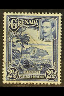 1950 2½d Bright Blue Perf 12½ X 13½, SG 157a, Very Fine Used. Scarce. For More Images, Please Visit Http://www.sandafayr - Grenade (...-1974)