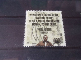 ALLEMAGNE FEDERALE TIMBRE   YVERT N° 2657 - Usados