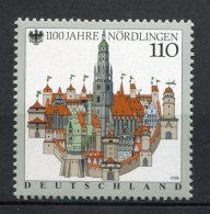 Alemania 1998. Yvert 1797 ** MNH. - Unused Stamps