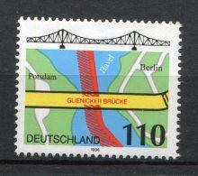 Alemania 1998. Yvert 1799 ** MNH. - Unused Stamps
