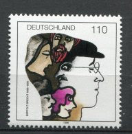 Alemania 1998. Yvert 1804 ** MNH. - Unused Stamps