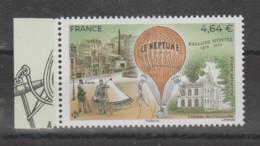 """FRANCE / 2020 / Y&T PA N° 84a ** : Ballons Montés """"Le Neptune"""" (de Feuillet) X 1 BdF G - 1960-.... Nuevos"""
