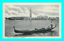 A941 / 411 VENEZIA Panorama E Gondola - Venetië (Venice)