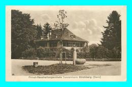 A941 / 481 Suisse Privat Haushaltungsschule Tannenheim Kirchberg ( Bern ) - BE Bern