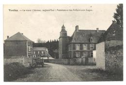 C.P. De CHIMAY - VIRELLES Le Vieux Château Pensionnat Des Religieuses Augus - W.1566 - Chimay