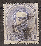 España U 0121 (o) Amadeo I. 1870 - Gebraucht