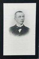 DOODPRENTJE - JOZEF.J.A VERSCHUEREN ( HEYST OP DE BERG  1880 /+.HEYST OP DE BERG 1900) (dp 18) - Overlijden