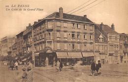 La Panne - Un Coin De La Grand'Place - De Panne