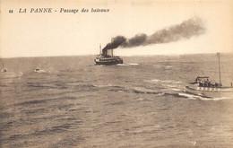 La Panne - Passage Des Bateaux - De Panne