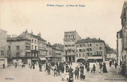 EPINAL : LA PLACE DES VOSGES - Epinal