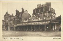 CPA De DEAUVILLE - Hôtel Frascati. - Deauville