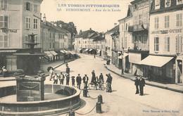 REMIREMONT : RUE DE LA XAVEE - Remiremont
