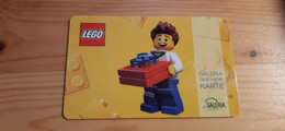 Galeria Gift Card Germany - Lego - Gift Cards