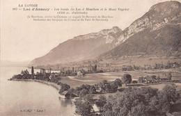 Lac D'Annecy (74) - Les Bords Du Lac à Menthon Et Le Mont Veyrier - Sin Clasificación
