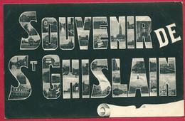 C.P. Saint-Ghislain  = Souvenir - Saint-Ghislain