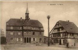 Erstein - La Mairie - Non Classificati