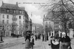 Besancon - Entrée Des Bains. N° 901. Non Circulée. TB état. - Besancon