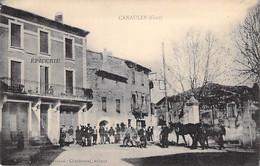 30 - CANAULES ( Et ARGENTIERES )  Lieu Précis à Déterminer ( Animation ) CPA Village ( 400 Habitants ) Gard - Autres Communes