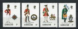 Gibraltar 1970. Yvert 232-35 ** MNH. - Gibraltar