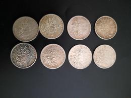 Piece Argent 5FR - J. 5 Francs