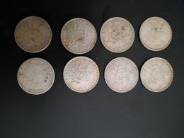 Piece Argent  2FR - J. 5 Francs