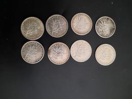Piece Argent  1FR - J. 5 Francs