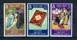 British Virgin Islands 1977. Yvert 322-24 ** MNH. - Britse Maagdeneilanden