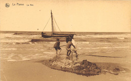 La Panne - La Mer - Thill Série 9 N° 35 - De Panne