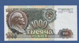 RUSSIA - P.250 – 1.000 Rubley1992  UNC Serie BO 8492996 - Russia
