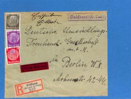 Allemagne Reich 1940 Lettre De Waldhorst  (G3181) - Briefe U. Dokumente