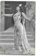 Femme Célèbre - WANDA BORISSOFF - Donne Celebri