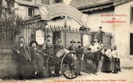 Epinal-Entrepôt Régional Des Vignerons Paysans - Epinal