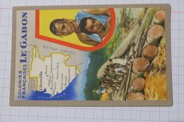 Publicité Des Produits Du Lion Noir ---  Les Colonies Françaises - Gabon - Gabon