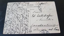 Uetliberg - Sent To Constantinople Turkey - Sin Clasificación