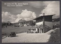 120596/ CORTINA, Bar, Stazione Seggiovia, Campo Corona, Col Drusciè - Autres Villes