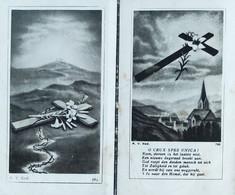DOODPRENTJE - GUSTAAF MARTENS ECHTGENOOT VAN S. VERHELLEN (° NUKERKE 1865 /+ ZULZEKE 1948) (dp 02) - Overlijden