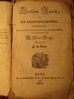 Zestien Jaren, Of De Brandstichters - Toneel - Vert. Door F. De Vos - Uitg. Te Gent Bij Vanderhaeghe-Maya - 1833 - Antique